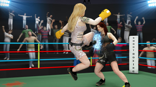 Kickboxing Fighting Games: Punch Boxing Champions 1.1.4 screenshots 4