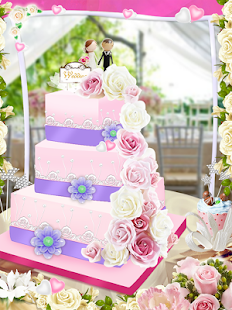 Cake maker wedding decoration apps on google play screenshot image junglespirit Image collections