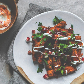 HALLOUMI FRIES.