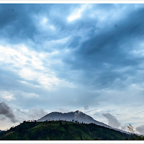 by Eko Wijaya - Landscapes Mountains & Hills