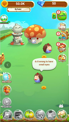 Pocket Animals Merge 1.13 screenshots 2