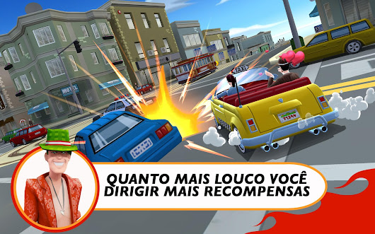 Crazy Taxi City Rush apk - download android
