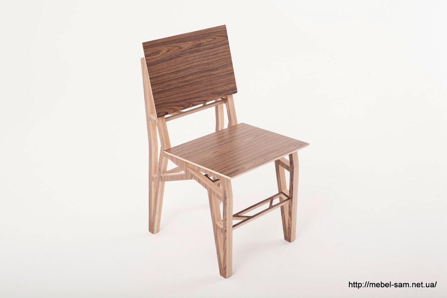 Общий вид стула