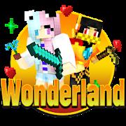 Crafting && Building Block World Wonderland