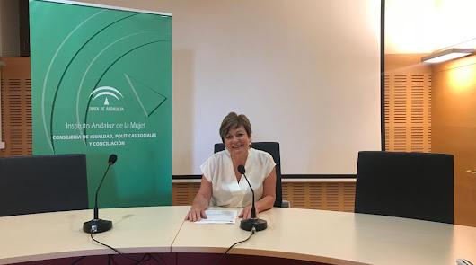 María José Navarro, coordinadora del IAM en Almería.