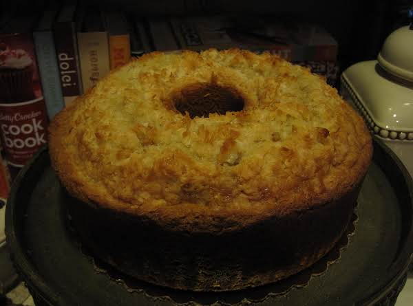 Coconut Pound Cake By Rose