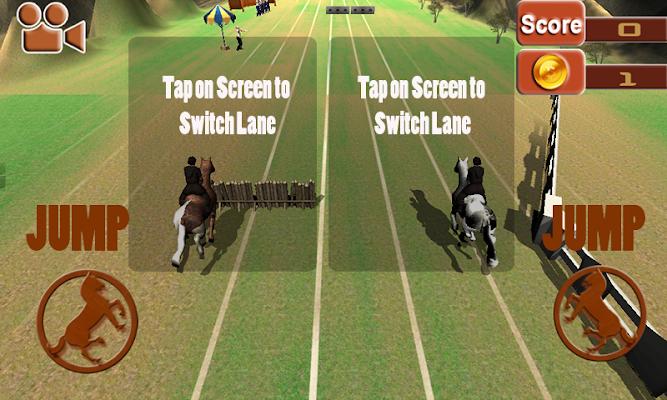 My Horse Simulator HD - screenshot