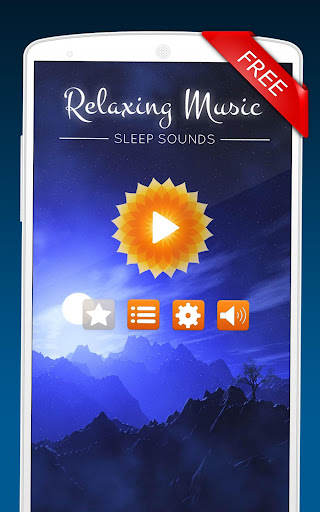 Relaxing Music: Sleep Sounds 5.1 screenshots 1
