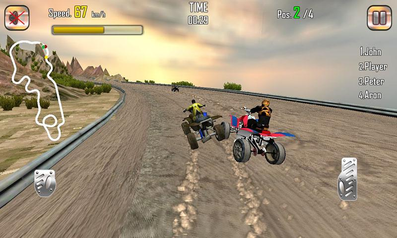 atv quad bike games
