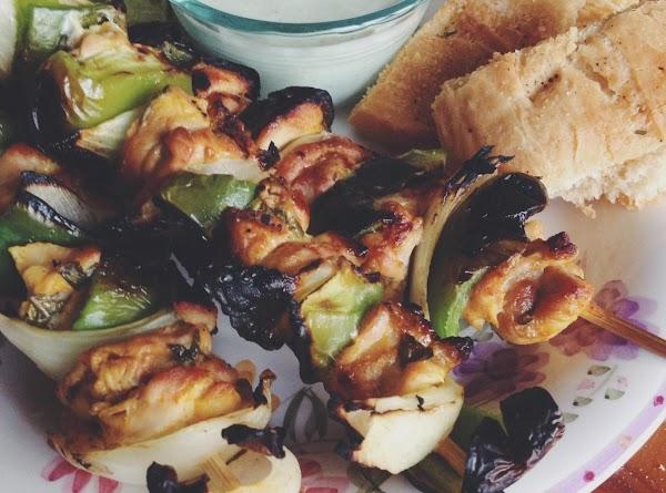 Bbq Chicken Kabobs Recipe