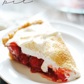 Strawberry Pie.
