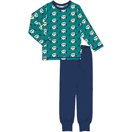 Maxomorra Pyjamas Set LS Police Car