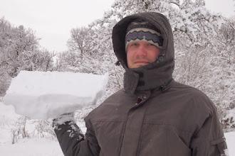 Photo: Urbion a jeho snehové kryhy