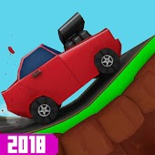 Blocky Cars SIM 2018 - Hill Racing