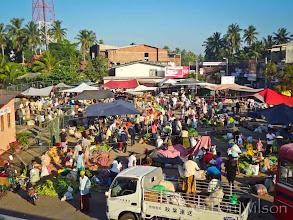Photo: Tangalle Market Sri Lanka