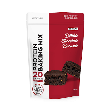 Bodylab Chocolate Brownie Baking Mix 400g