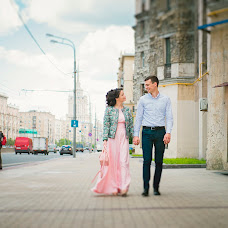 Wedding photographer Nastya Miroslavskaya (Miroslavskaya). Photo of 09.06.2017