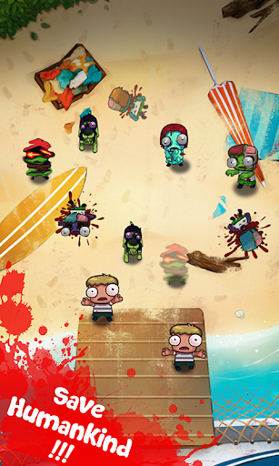 Zombie Smacker : Smasher  screenshots 3