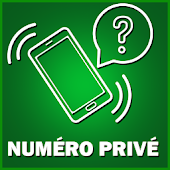 Demasquer numero prive