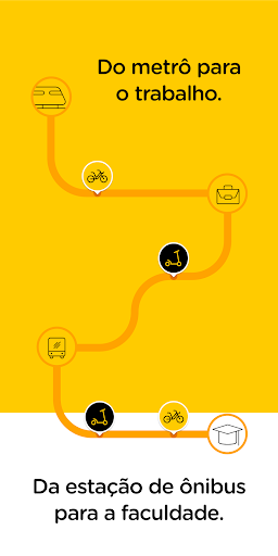 Yellow - Scooter and Bike sharing Apk apps 4