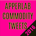 APPERLAB COMMODITY TWEETS 2016 icon