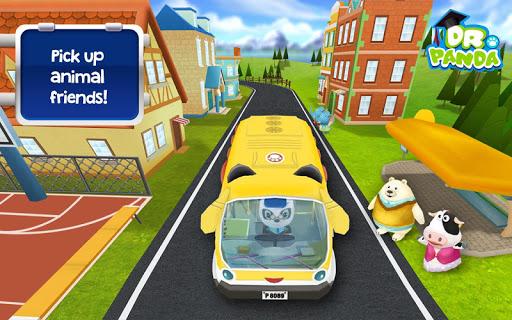Dr. Panda Bus Driver - Free 1.8 screenshots 2