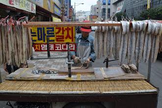Photo: Jagalchi fish market