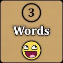 3 Words icon