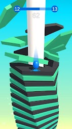 Stack Ball - Blast through platforms APK screenshot thumbnail 4