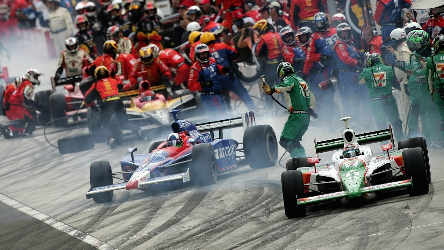 Watch IndyCar Series: A Winning Strategy live
