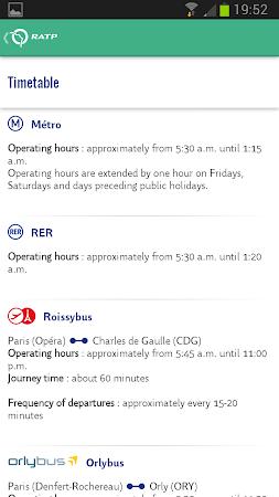 Visit Paris by Metro - RATP 1.6.6 screenshot 300054