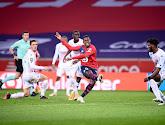 """Iedereen bij Lille dolblij voor Jonathan David: """"Die eerste goal verdiende hij zo hard"""""""