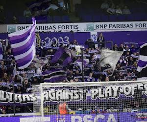 Berusting... Anderlecht-fans gaan niet meer op de barricades staan