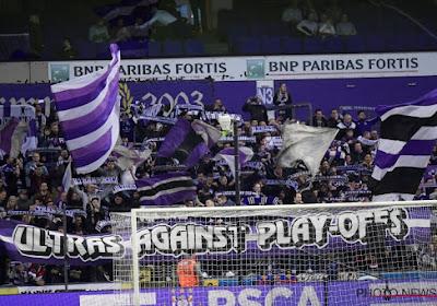 Double grand jour pour les supporters d'Anderlecht