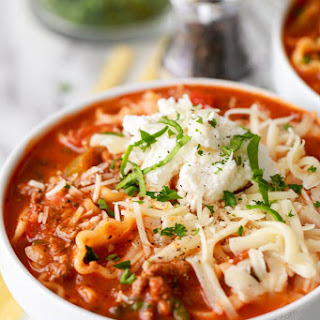 Tomato Based Soups Recipes