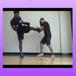 Muay Thai Techniques Icon