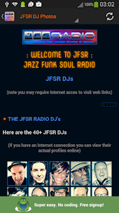 JFSR Mobile v1- screenshot thumbnail