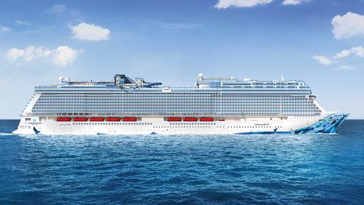 norwegian-bliss-rendering.jpg -  The 4,000-passenger Norwegian Bliss will be a sister ship to Norwegian Escape and Norwegian Joy.