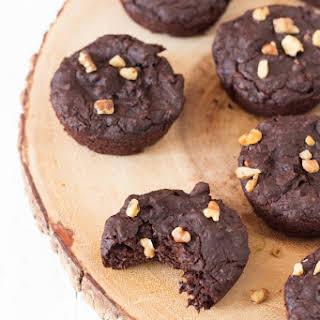 Vegan Pinto Bean Brownies.