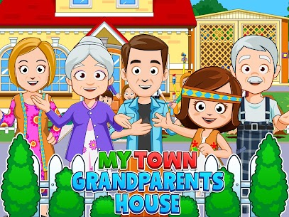 My Town : Grandparents 6
