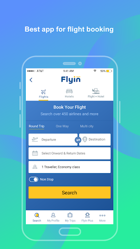 Flyin.com - Flights and Hotels 3.6 screenshots 2