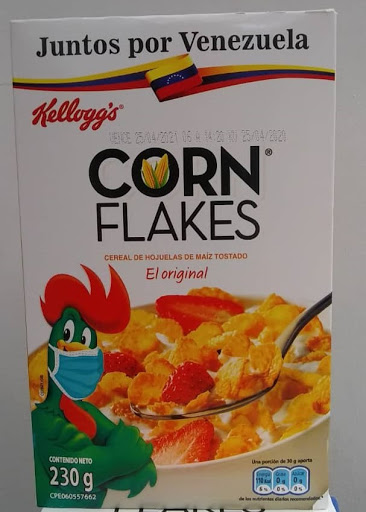 Cereal Corn Flakes 230 Gr