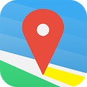 My Location: Maps, Navigation & Travel Directions icon