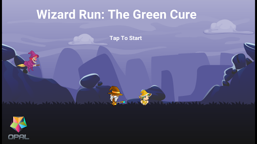 Wizard Run : The Green Cure