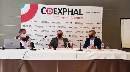 COEXPHAL presenta cinco proyectos de sostenibilidad y transformación digital