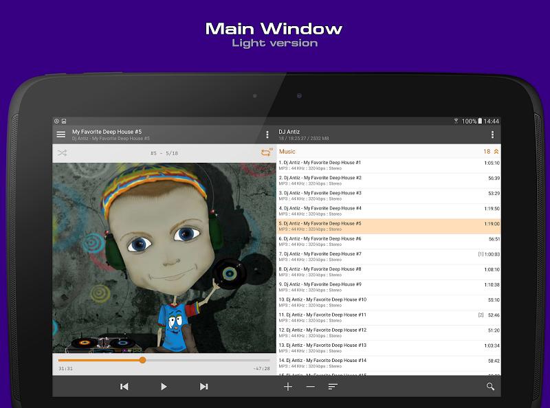 AIMP Screenshot 9