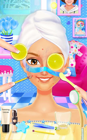 Summer Girls Beach Party Salon 1.4 screenshot 1015083