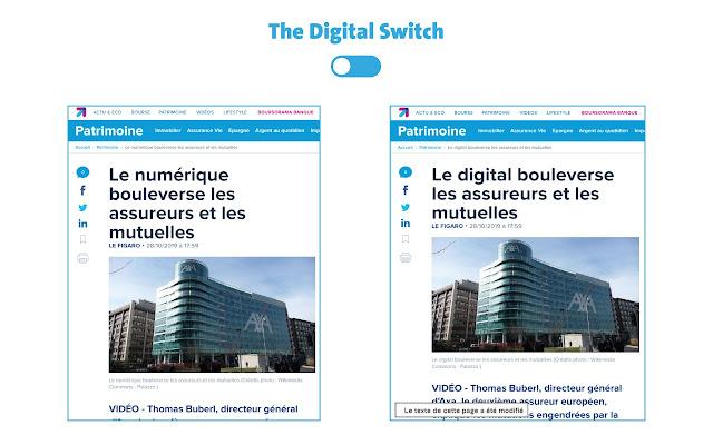 The Digital Switch