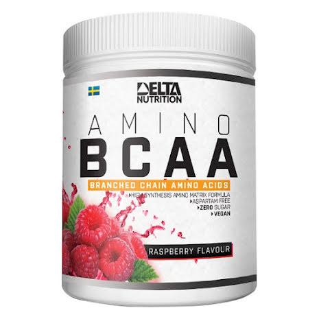 Delta Nutrition BCAA 400g - Raspberry