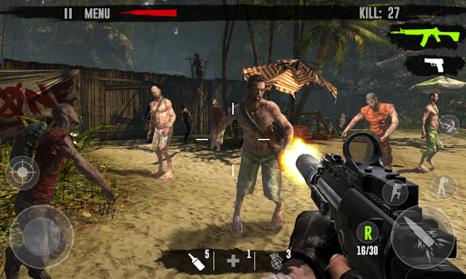 Zombie Shooter Hunt For Zombie 3D 1.03 {cheat|hack|gameplay|apk mod|resources generator} 2